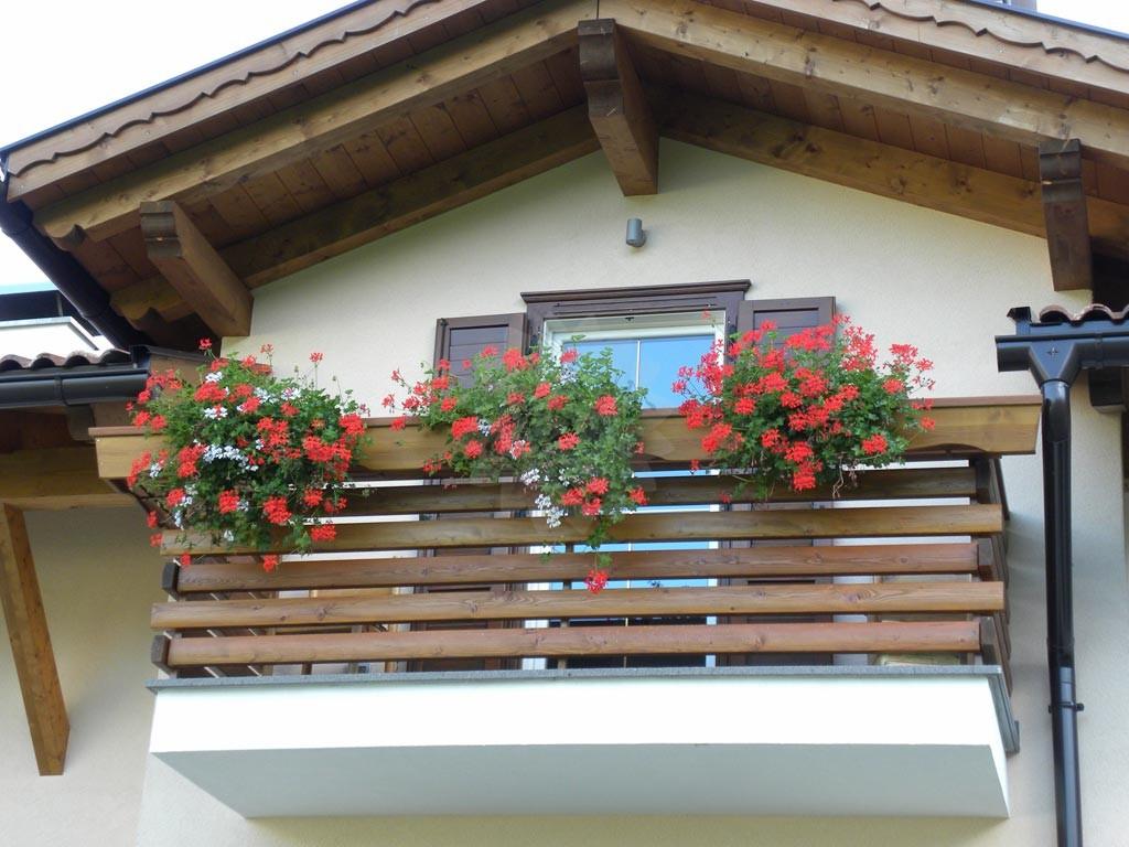 Balconi, ringhiere e verande
