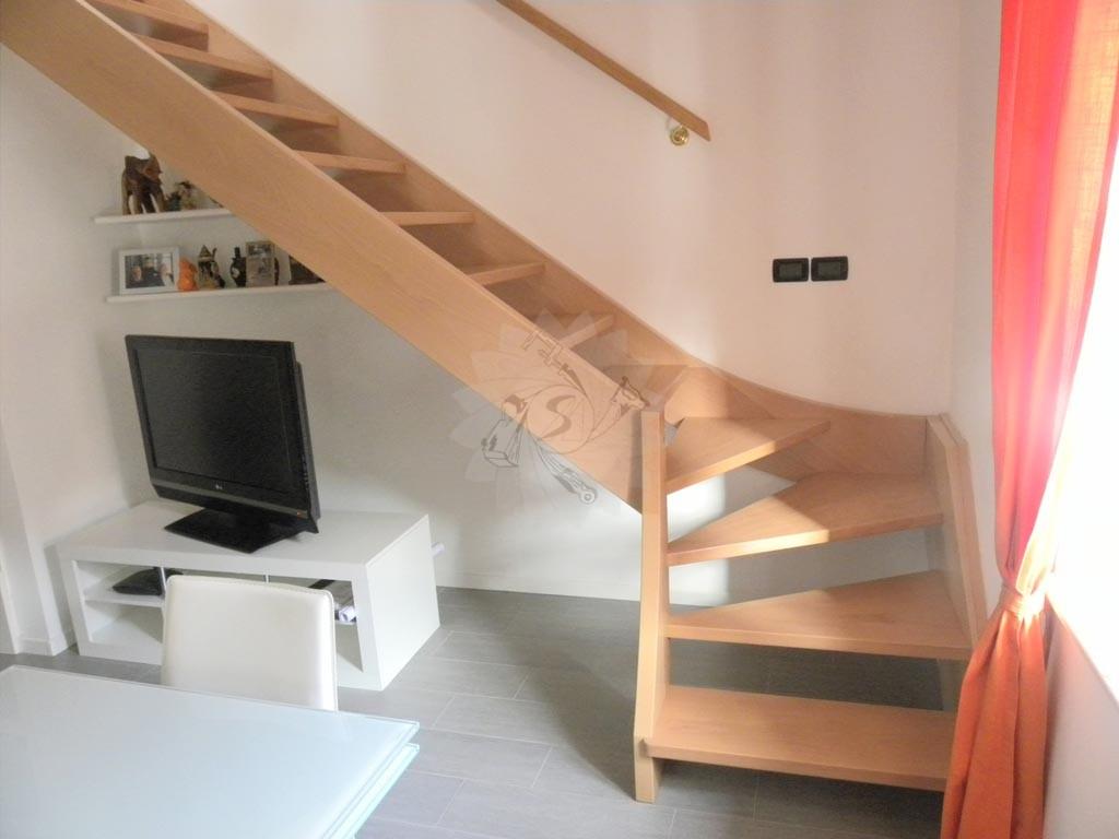 Complementi d 39 arredo interno ed esterno - Scale interno casa ...